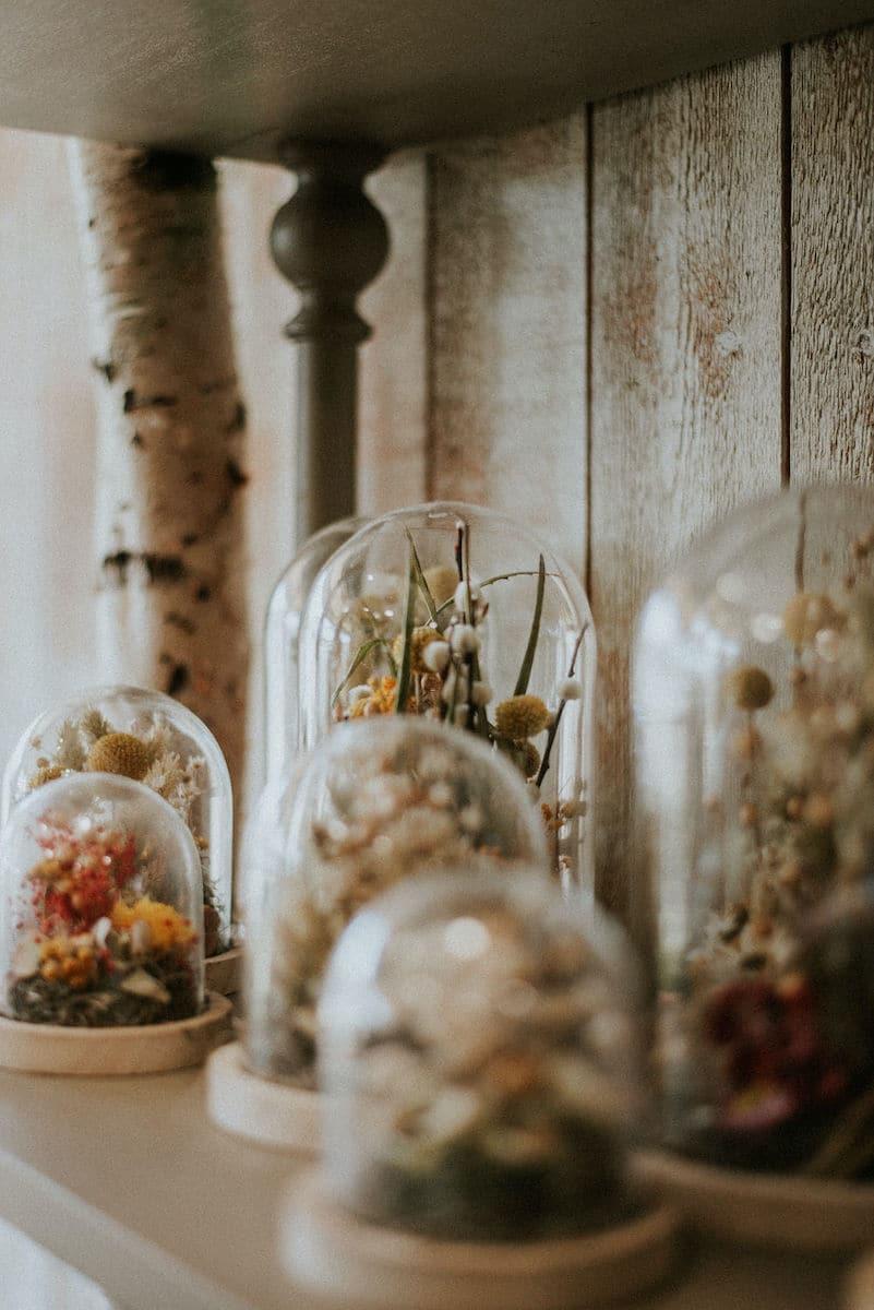 Création Fleur séchées Atelier Fleur dO