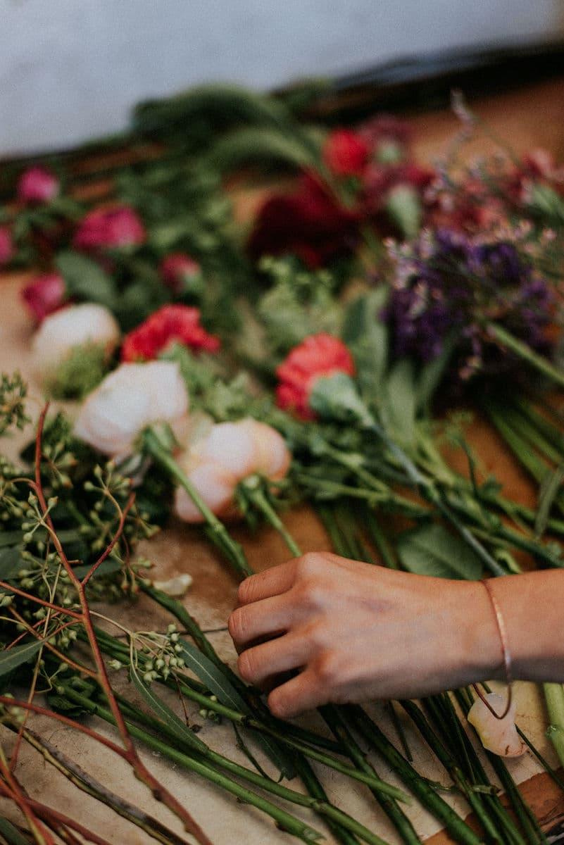 Création Florale par Atelier Fleur dO 2
