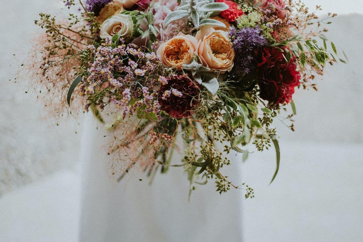 Création Florale par Atelier Fleur dO 6
