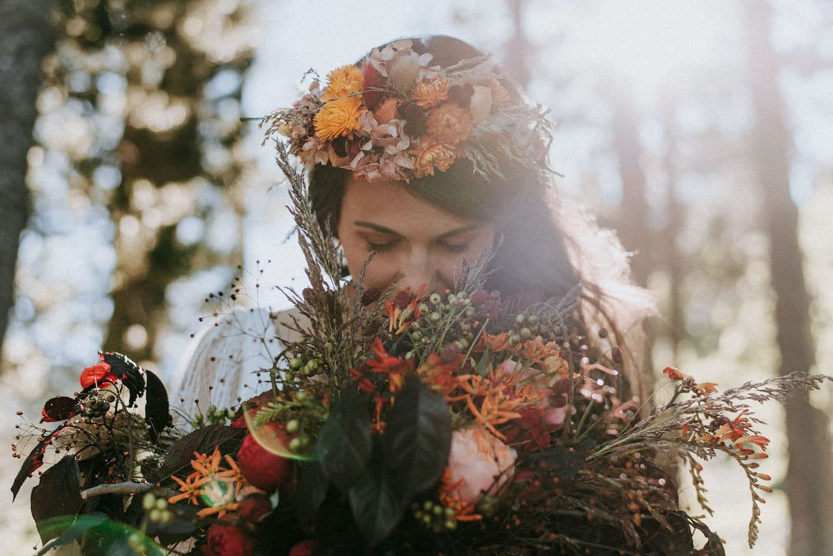 Shooting Mariage LAtelier fleur do fleuriste beziers 2